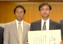 The Okuma group of research engineers that developed the basic technology for the Thermo-Friendly Concept,