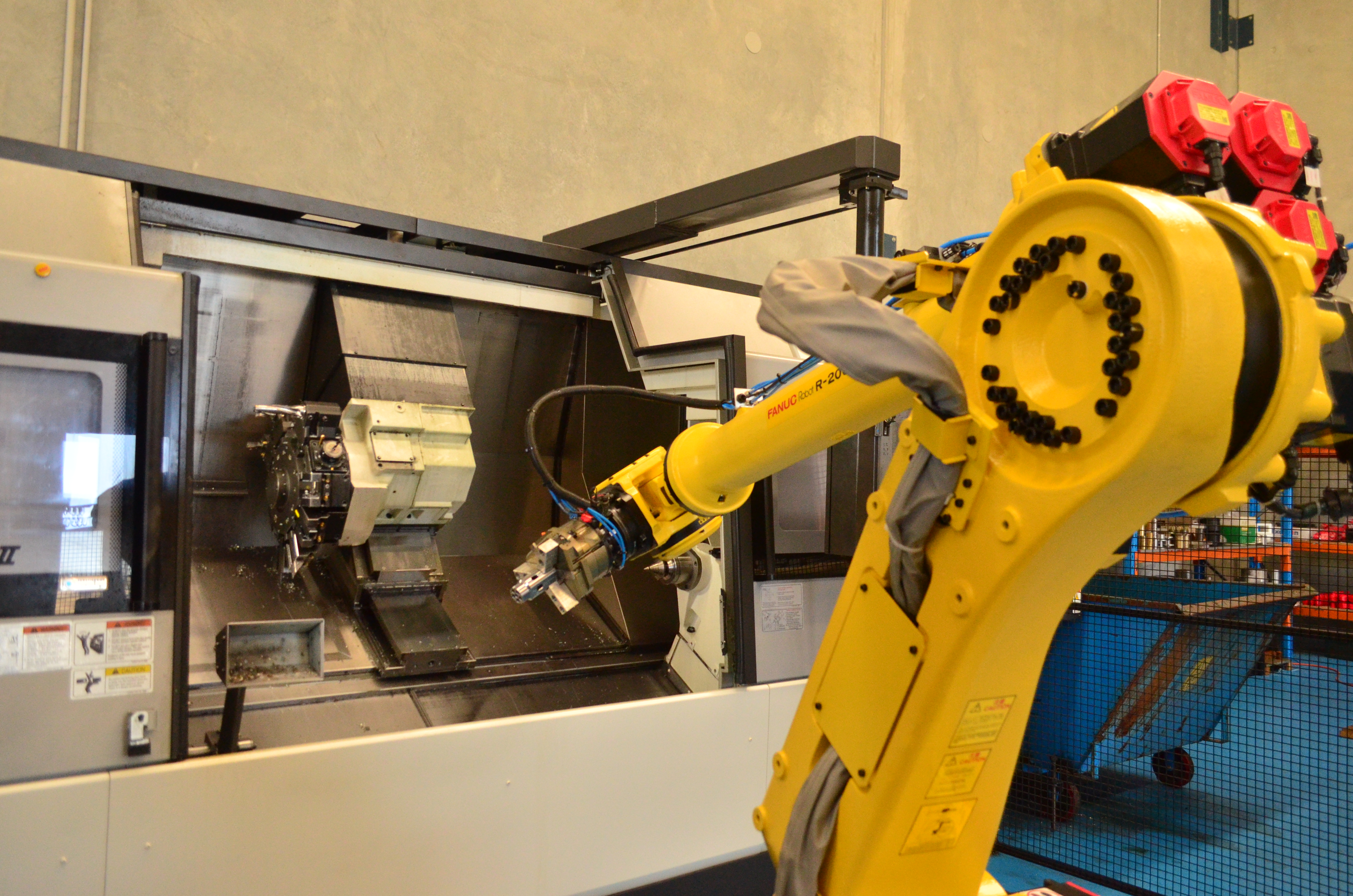 High End Machines and Automation - Key to Success and Sustainability